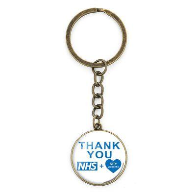 COVID-19 keychain