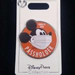 Disney 2020 COVID-19 pins