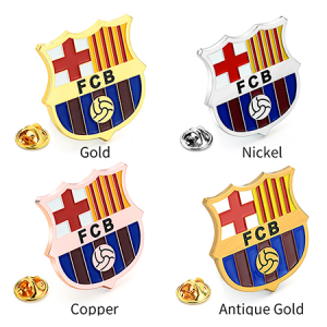 lapel pins electroplating