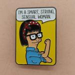 Soft Enamel lapel pin badge-Unilapelp