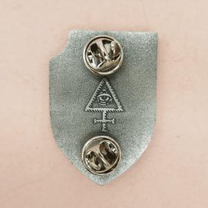 Soft Enamel lapel lapel pin back-Unilapelpin14