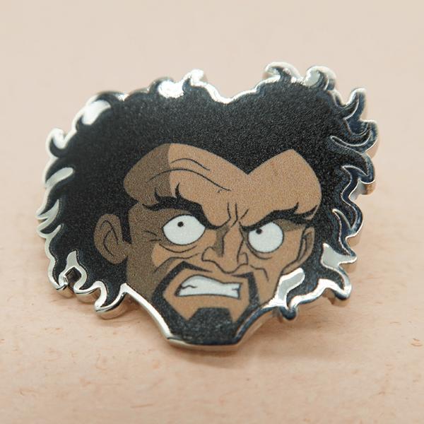 UV printing Lapel Pin Badge13