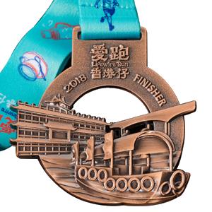 custom medal enamel medals