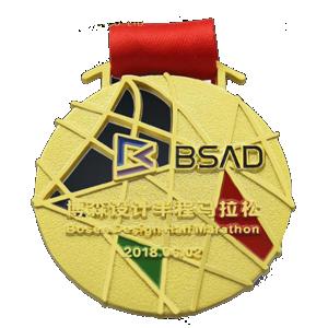 custom enamel medal maker