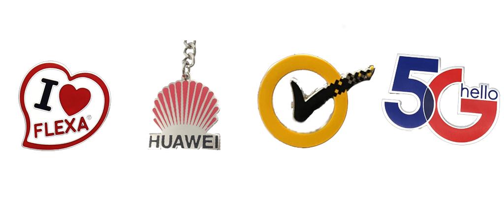 Custom Company Logo Metal Gifts