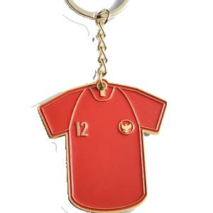 custom soft enamel school clothes pin badge