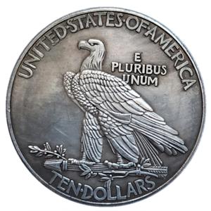 custom metal coins maker