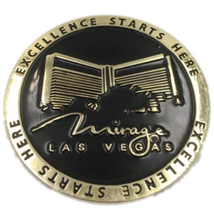 custom metal coins factory