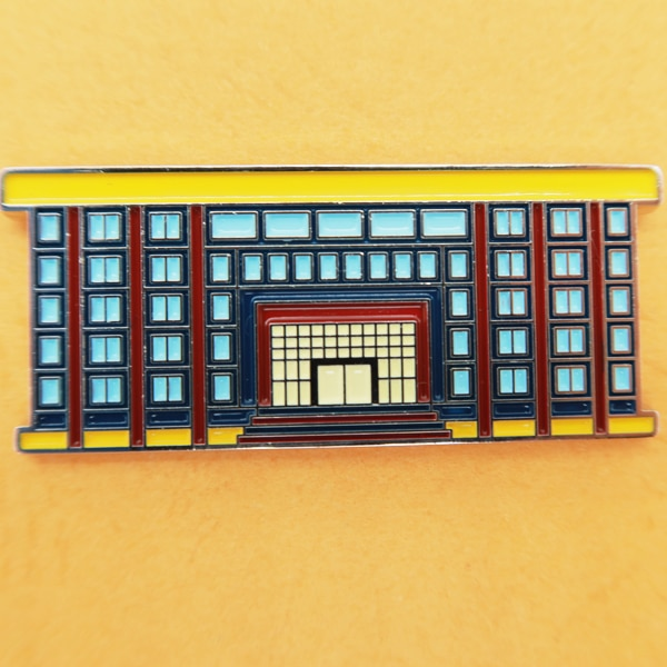 House Pin badge